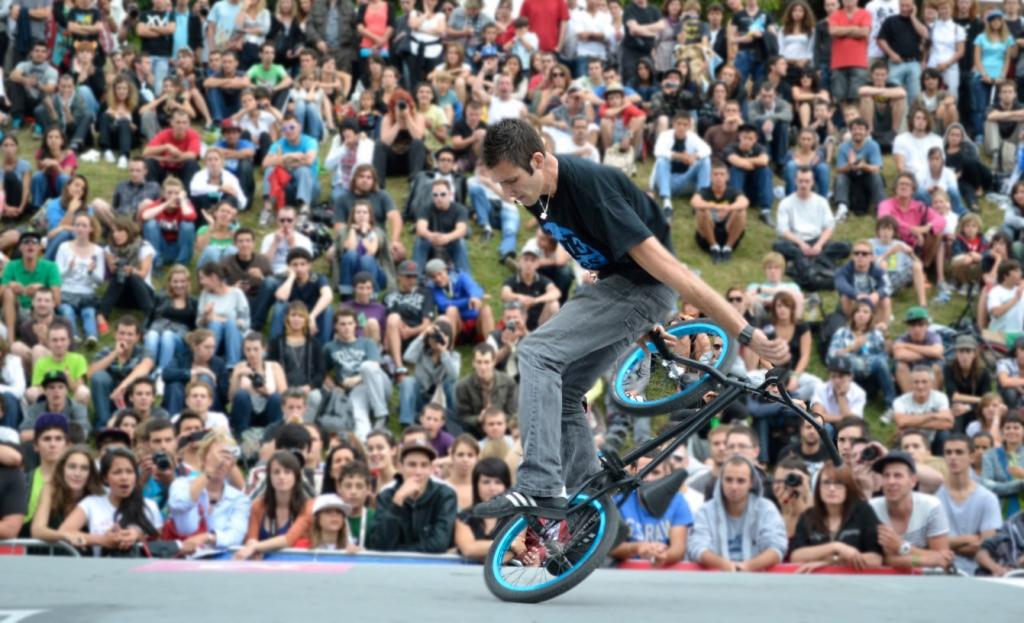Joris bretagnolles FISE 2011